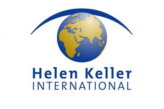 Helen Keller Worldwide logo