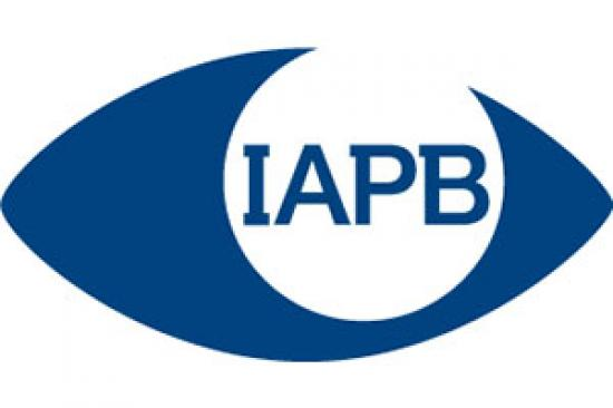 International Agency for the Prevention of Blindness (IAPB) logo