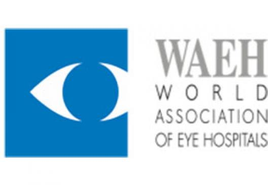 World Association of Eye Hopsitals logo