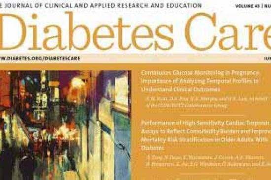 Cover of June 2020 Diabetes Care Journal