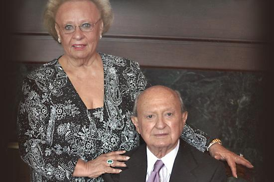 Nina and Jerry Luptak