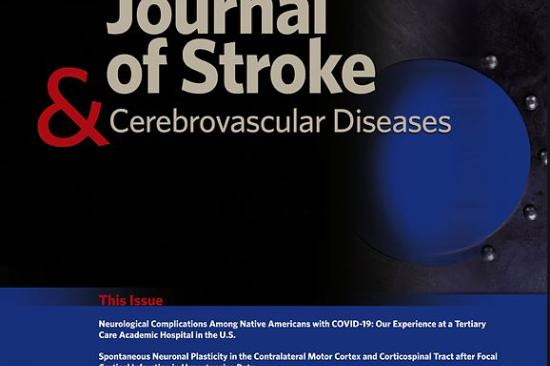Journal of Stroke and Cerebrovascular Diseases Cover