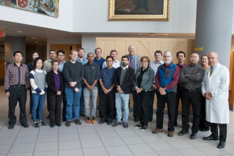 Department of Computational Medicine & Bioinformatics Faculty Photo