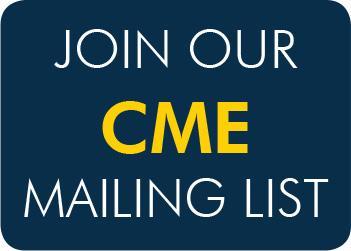 U-M Internal Medicine Join Our CME Mailing List