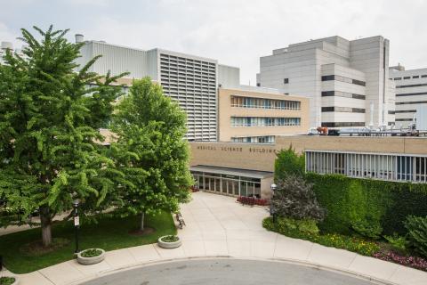 UMHS Medical Science Building