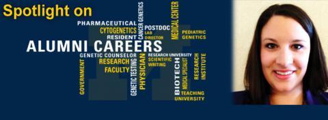 Heather McLaughlin, Ph.D. - Graduate 2012