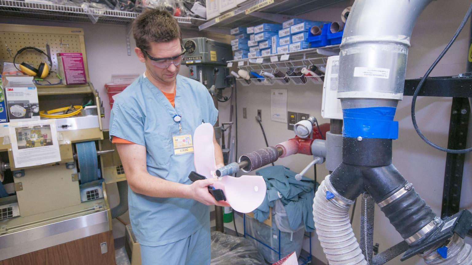 Orthotics & Prosthetics | Physical Medicine and