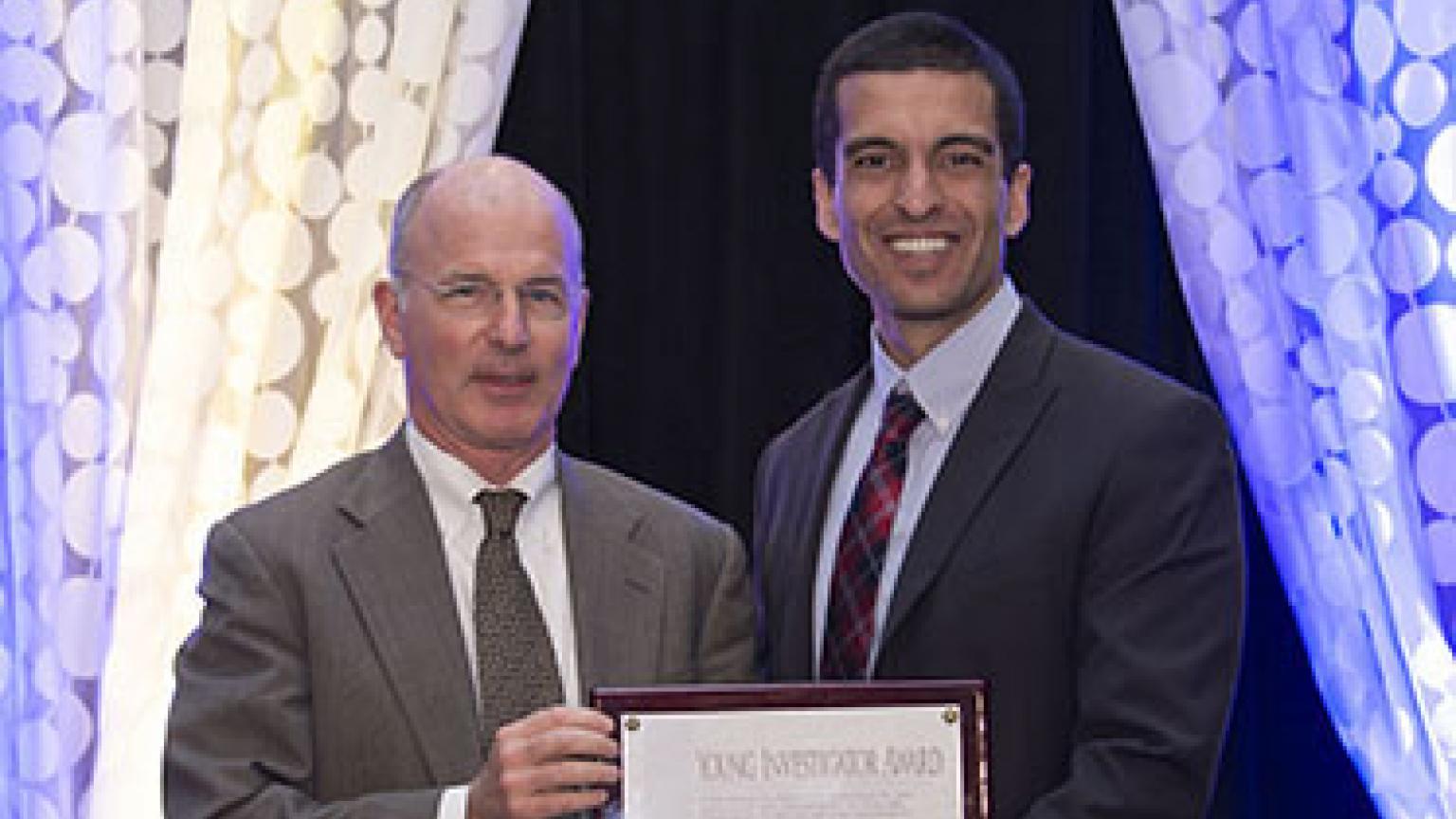 Dr. Mulholland and Farokh R. Demehri, MD