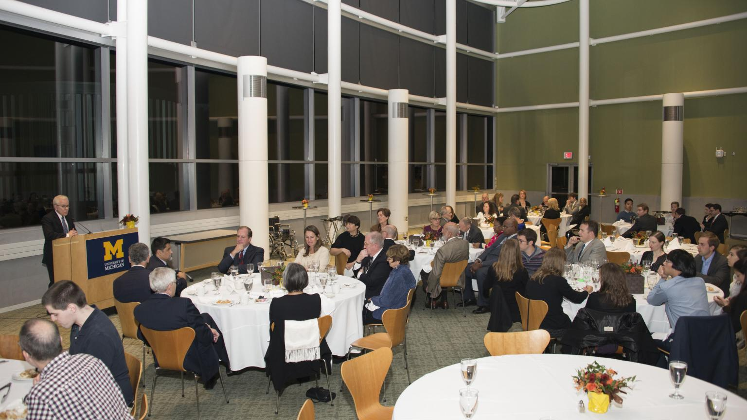 Jobst Lecture dinner