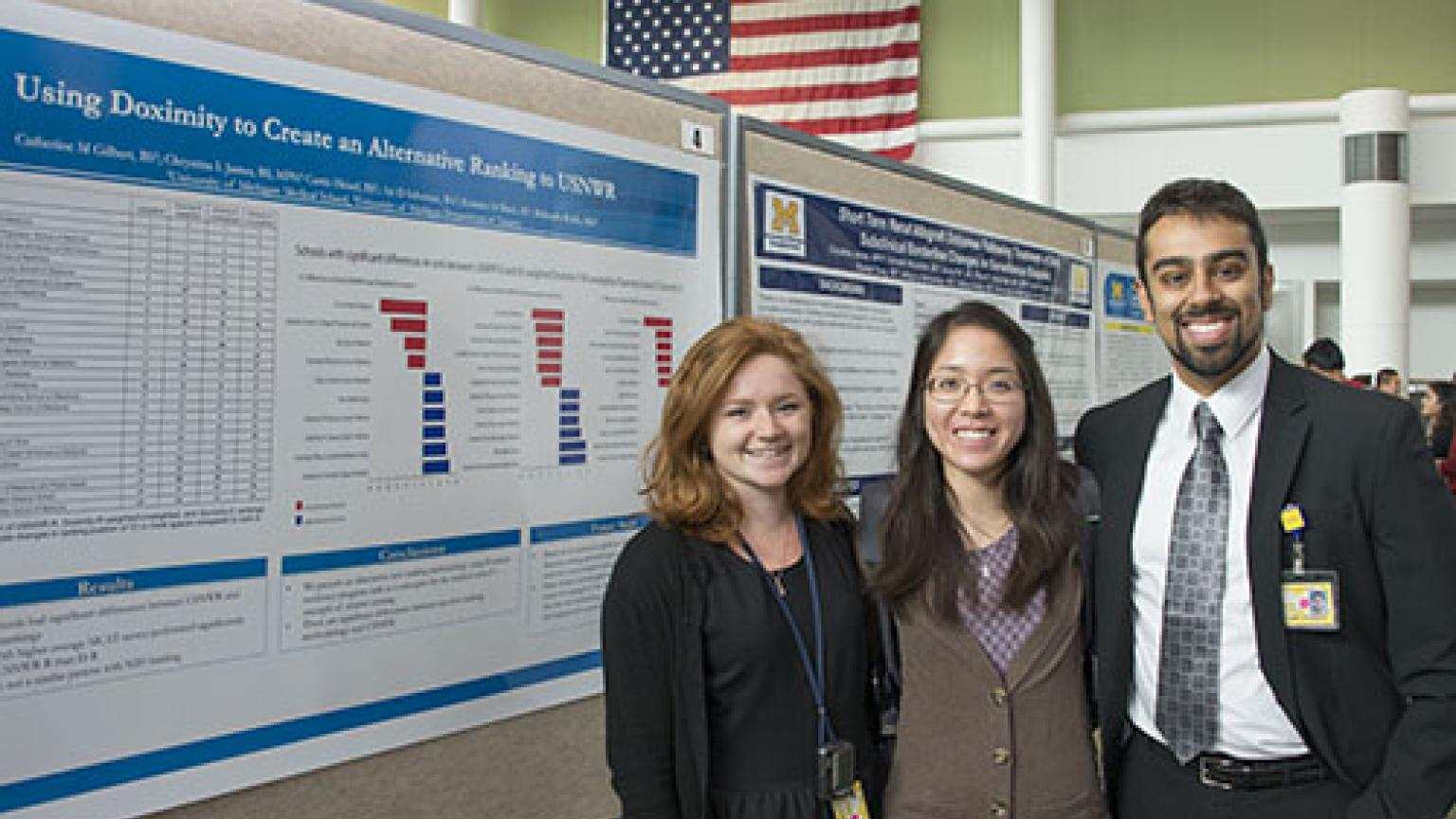 Moses Gunn Research Conference participants