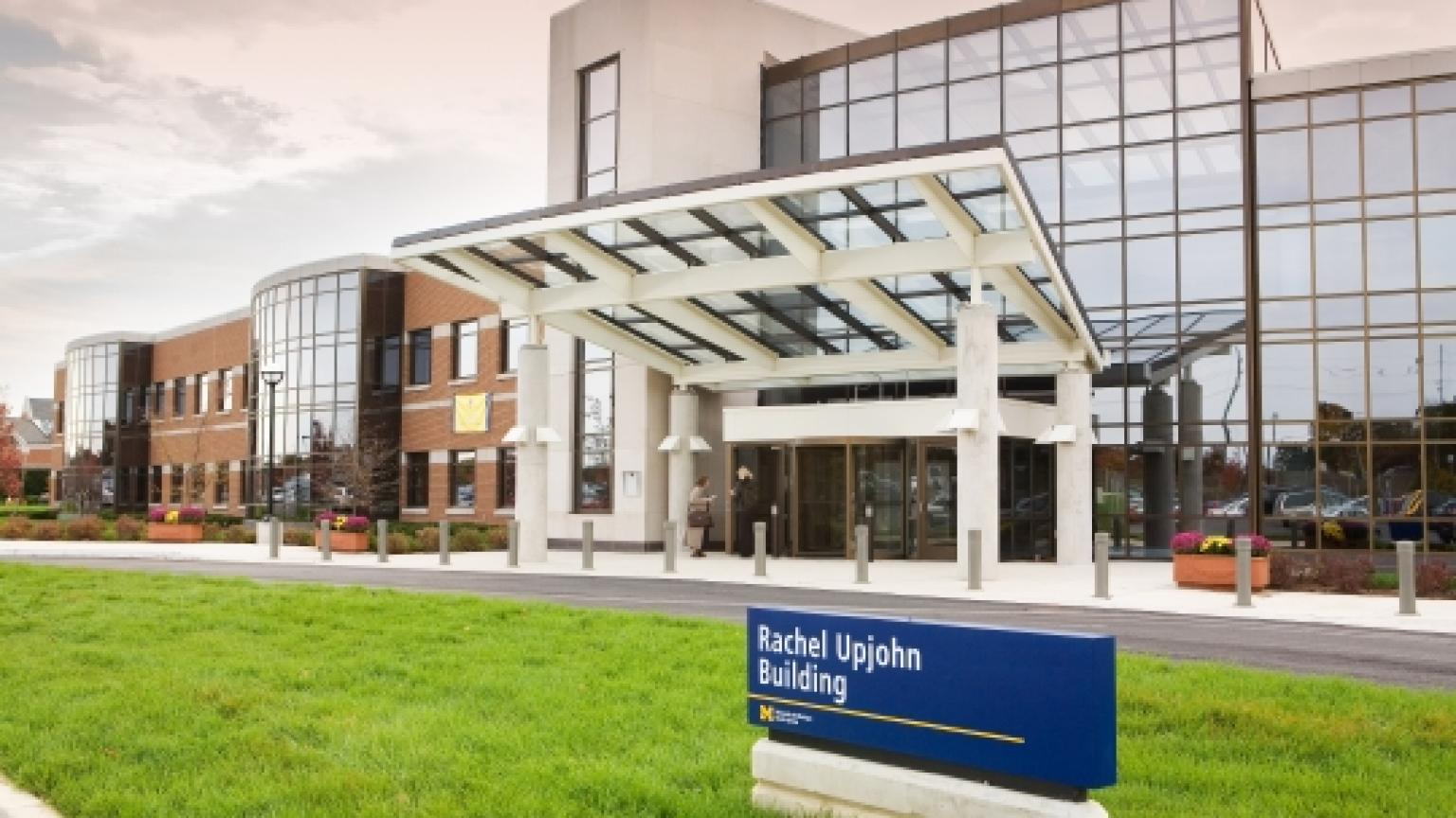 Image result for rachel upjohn building