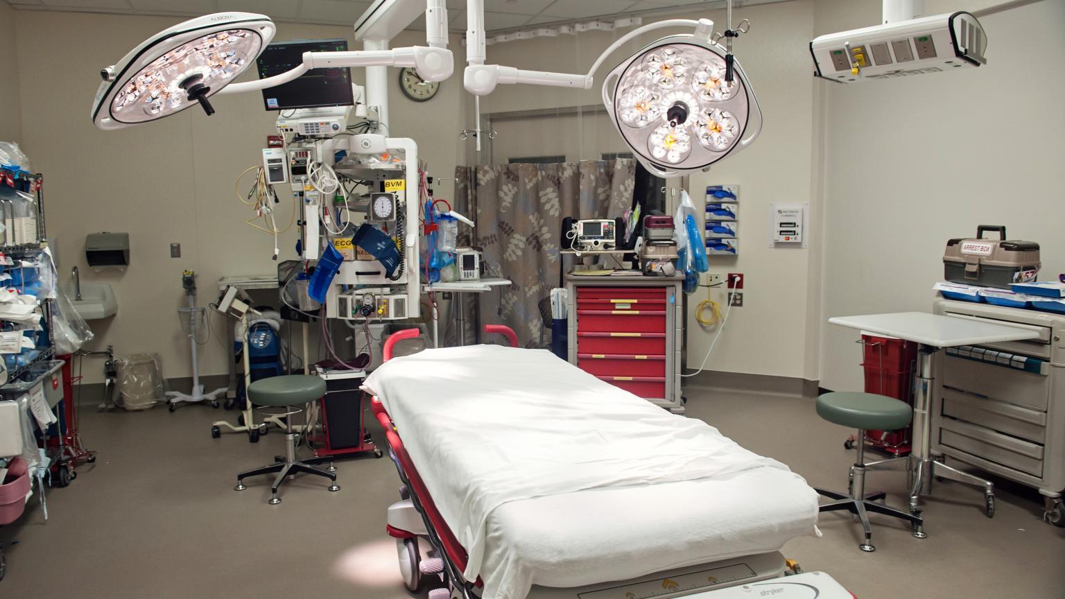 Emergency Critical Care Center | Emergency Medicine | Michigan ...