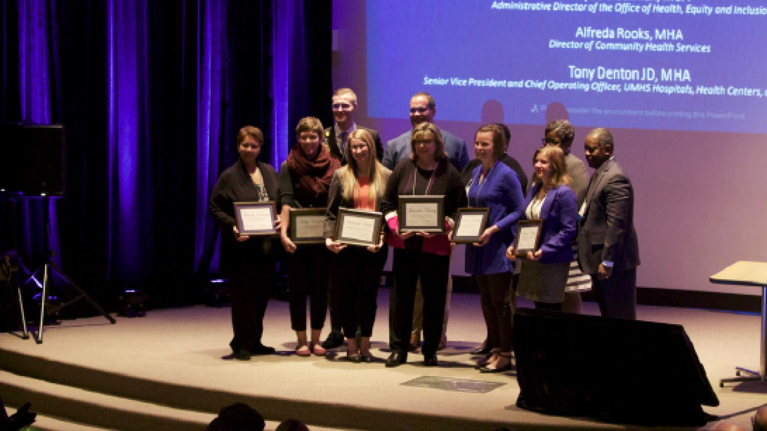 Mini-Grant Award Presentation