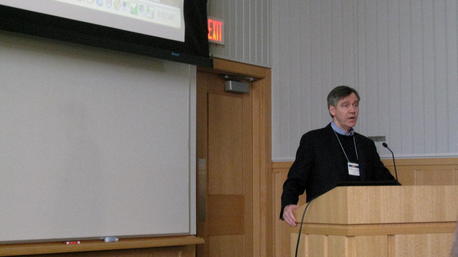 PFRG Day Presentation by Dr. DeLancey