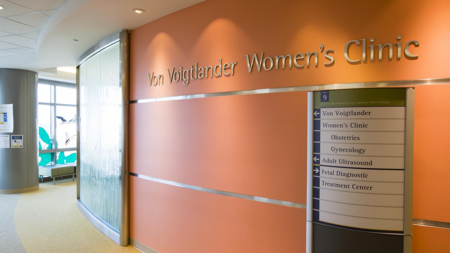 Von Voigtlander Women's Clinic