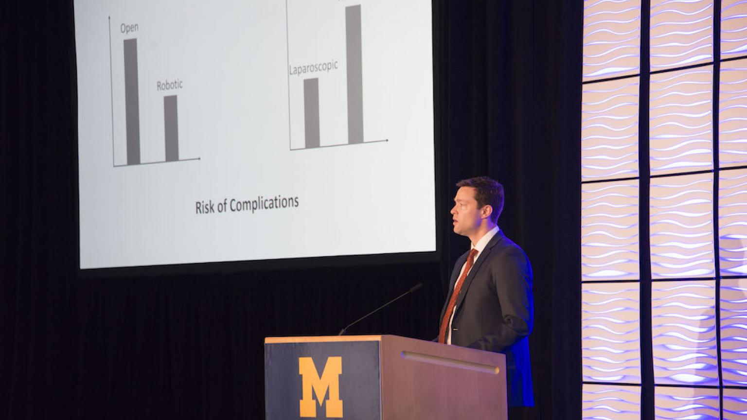 Kyle Sheetz, MD at Moses Gunn 2019