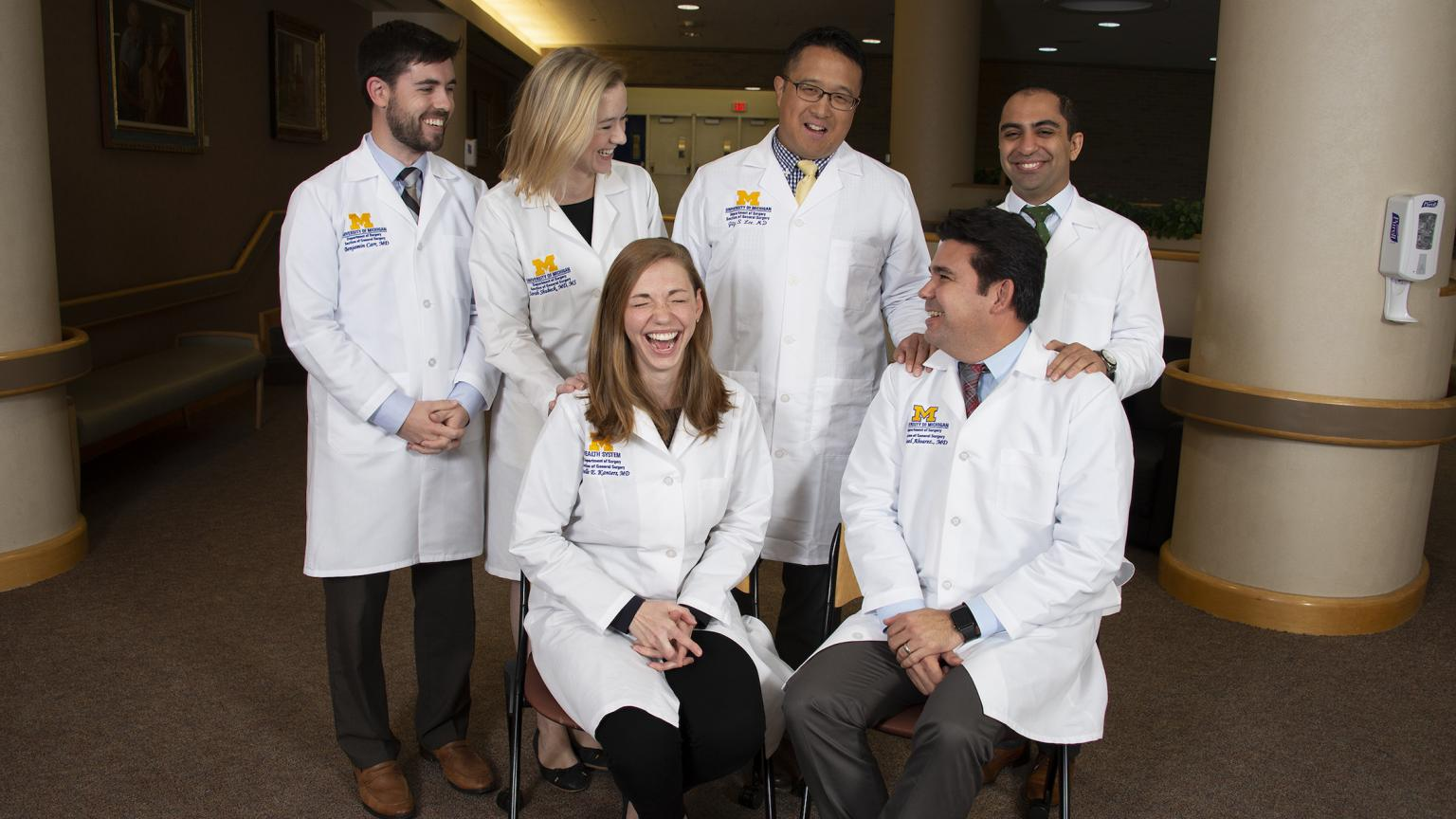 General Surgery Residents Class of 2020
