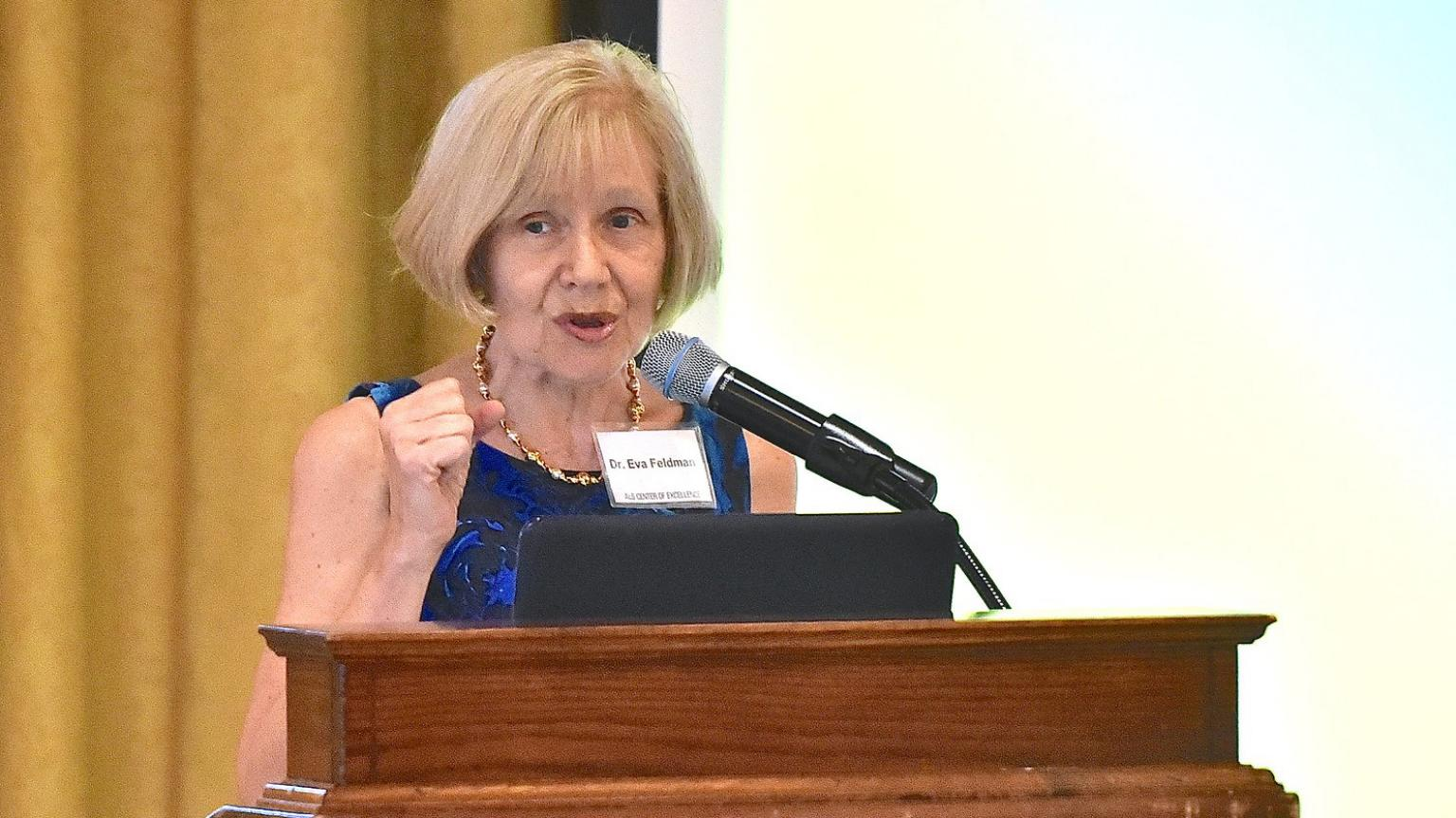 Dr. Eva Feldman