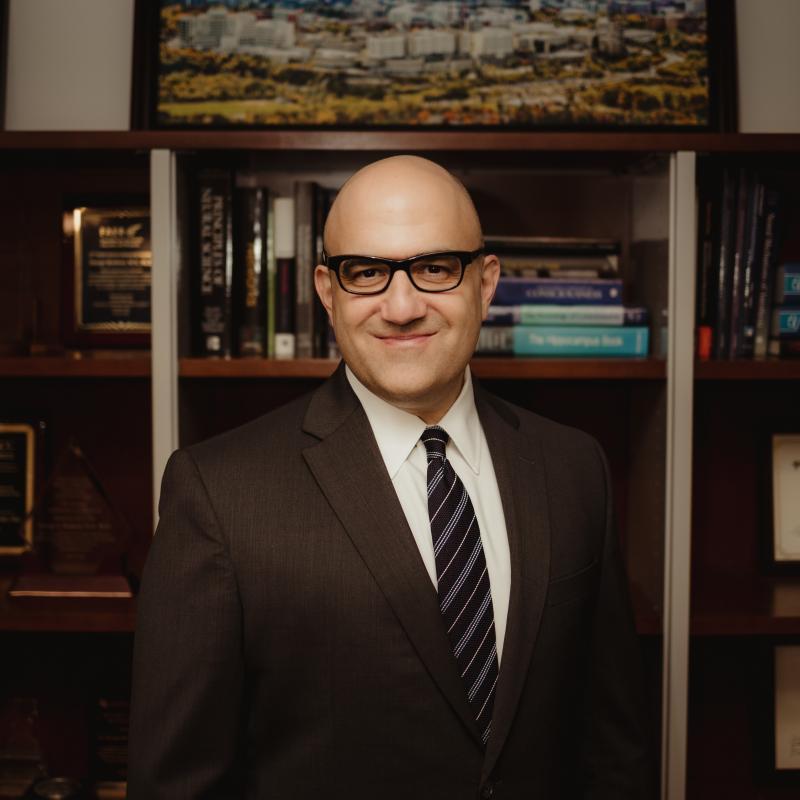 George Mashour MD, PhD