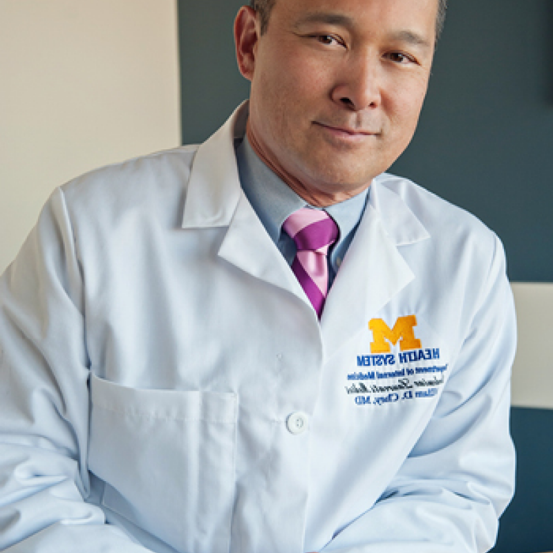 U-M GI & Hepatology Division, Dr. William Chey