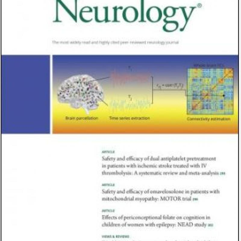 February 2020 Neurology Cover