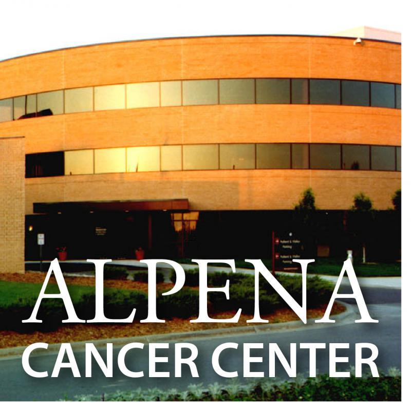 Alpena Cancer Center entrance