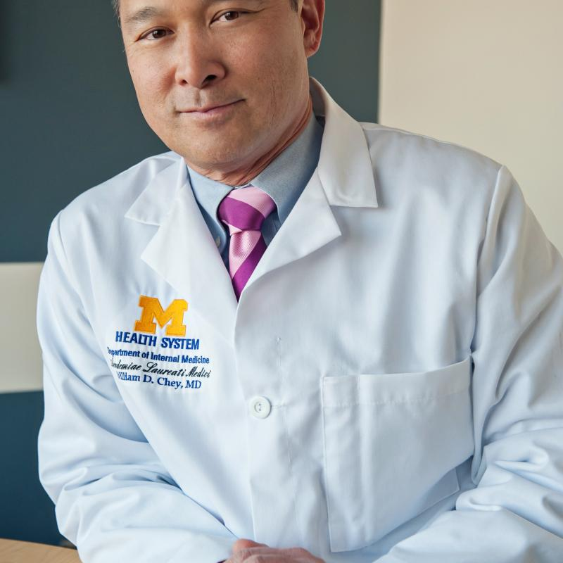 William Chey, MD