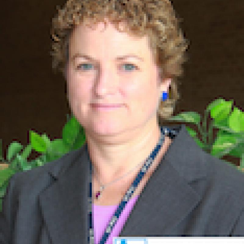 image of dr. caroline richardson, distinguished mentor award