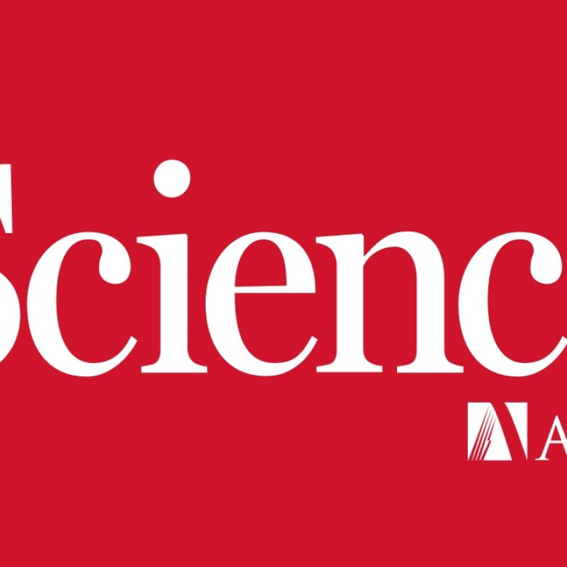 image of Science magazine logo