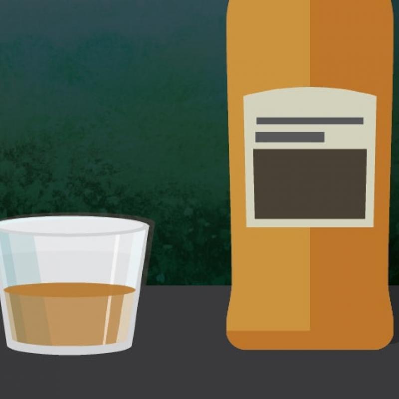 image of alcohol bottle