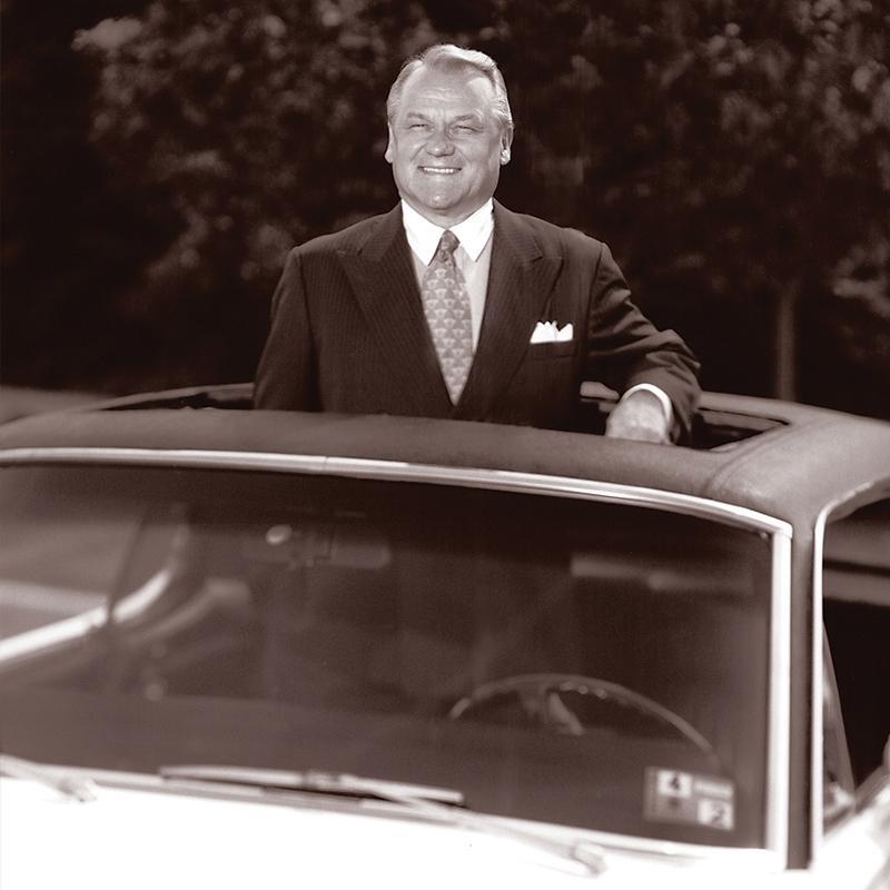 Heinz C. Prechter headshot lede