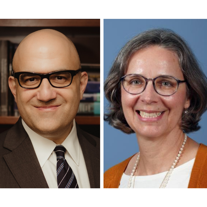 George Mashour MD, PhD and Laurel Moore MD