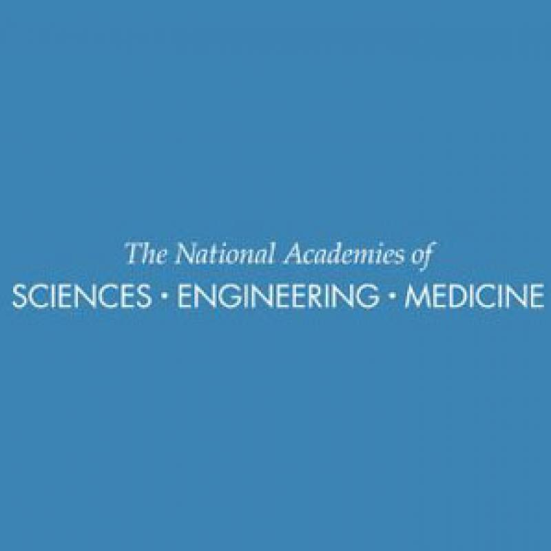 National Academies of Sciences, Engineering, Medicine wordmark