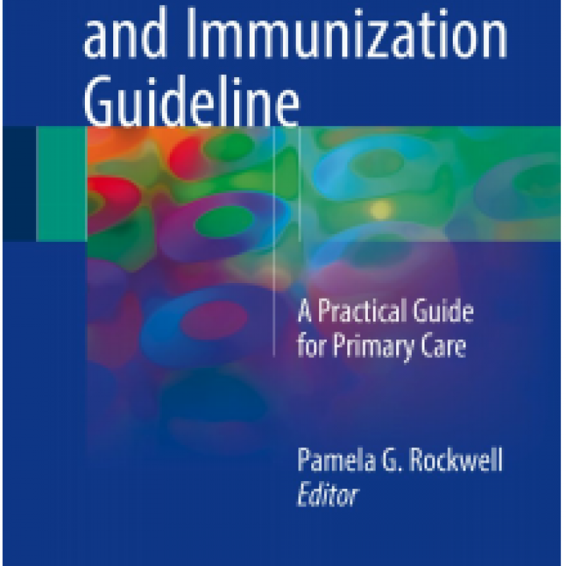 Cover of Vaccine Science and Immunization Guideline by Dr. Rockwell