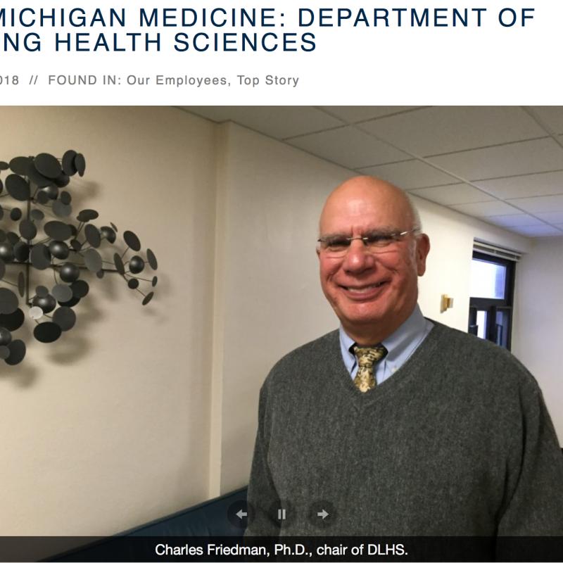 Dr. Charles Friedman