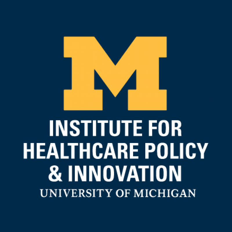 institute for health care policy and innovation at the university of michigan