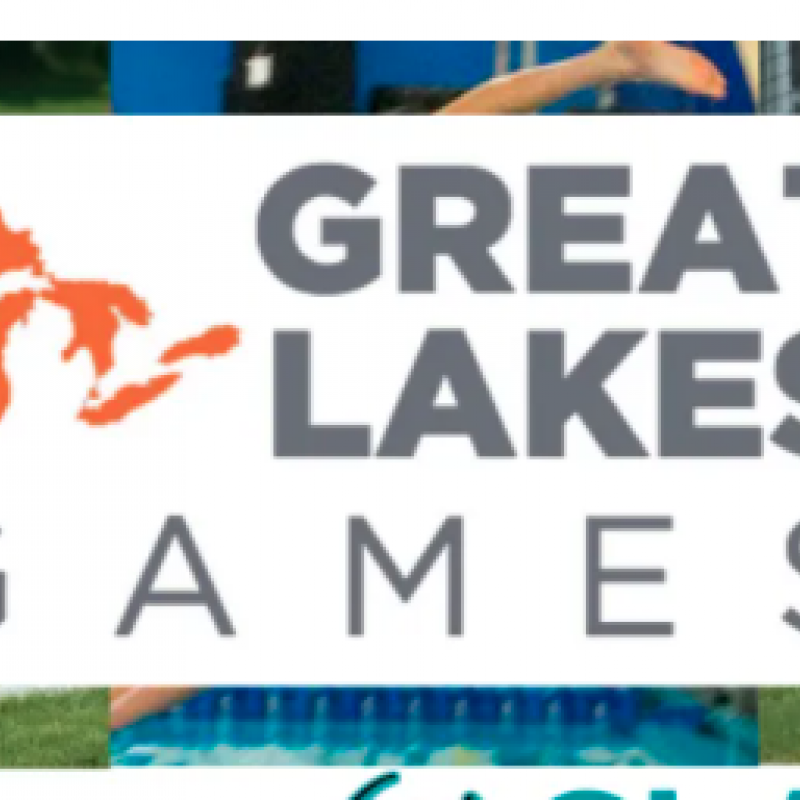 Text logo that reads Great Lakes Games
