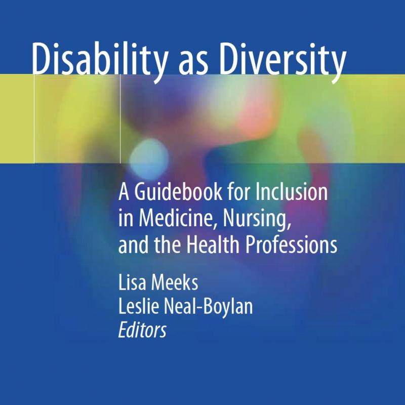 Disability as Diversity Cover