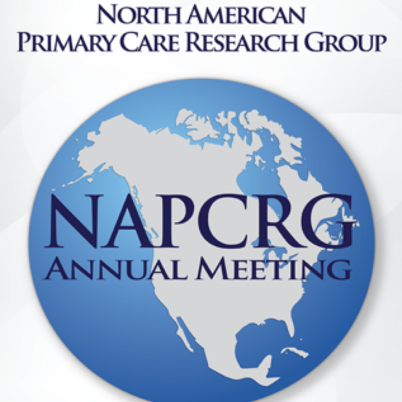 UM Family Medicine attends North American Primary Care Research Group Annual Meeting