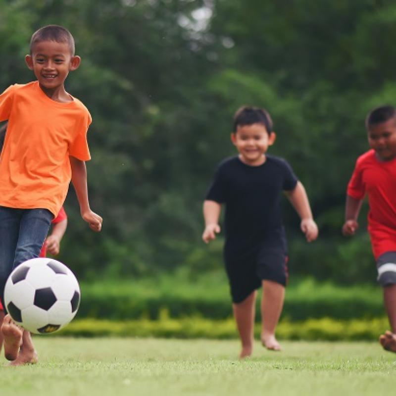food allergy children sports