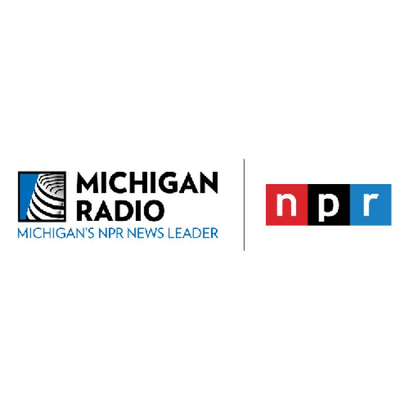 Michigan Radio NPR logo