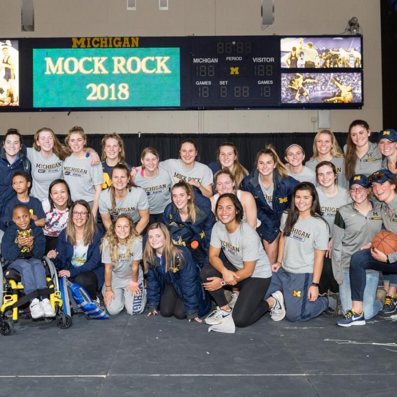 2017 Mock Rock Participants