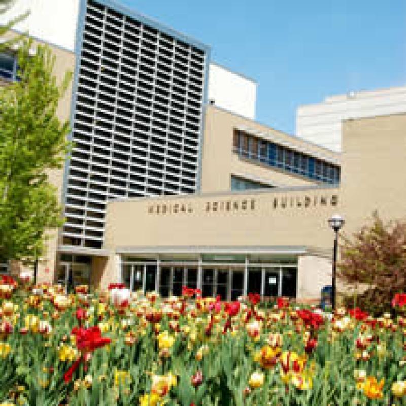 University of Michigan Medical School Building