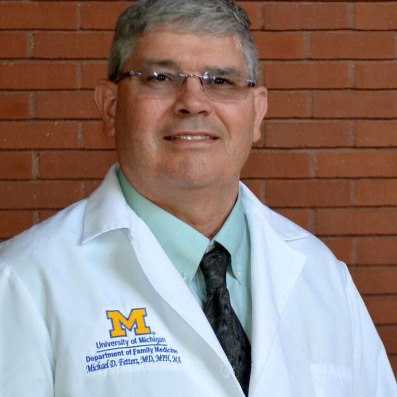 photo of Dr. Michael Fetters