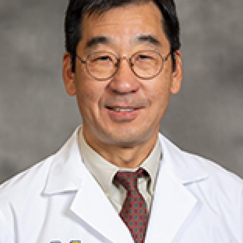 Bhumsoo Kim, PhD, headshot photo