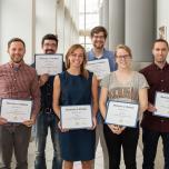 Nik Koscielniak and the other Edge Award Recipients