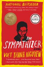 image of book cover The Sympathizer by Viet Thanh Nguyen