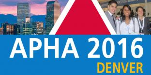 APHA conference logo