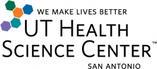 logo for UT Health Science Center San Antonio