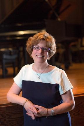 photo of Julia Jaffee Nagel PhD